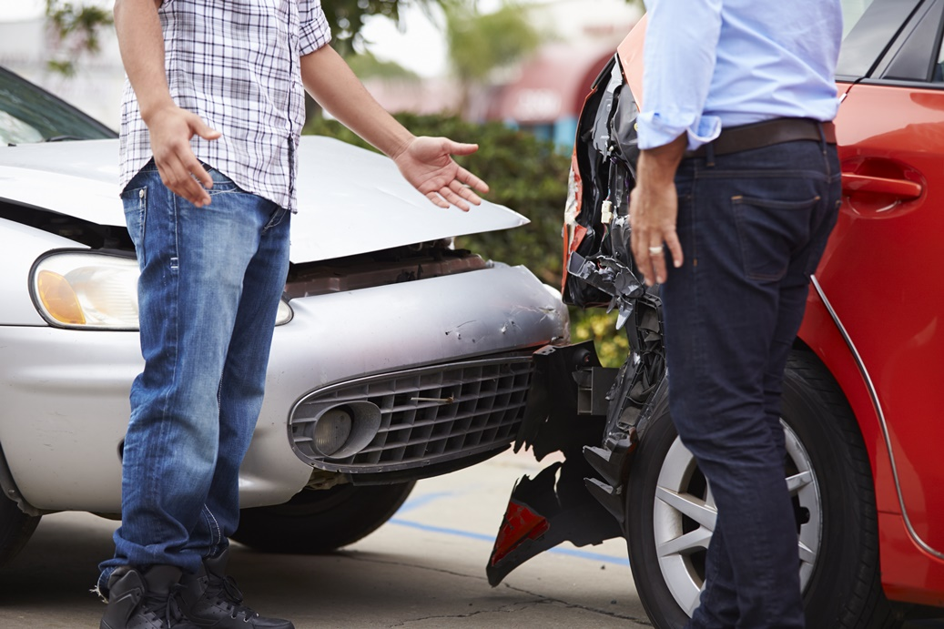 5 Things You Should do After A Fender Bender