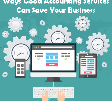 Ways Good Accounting Services Can Save Your Business