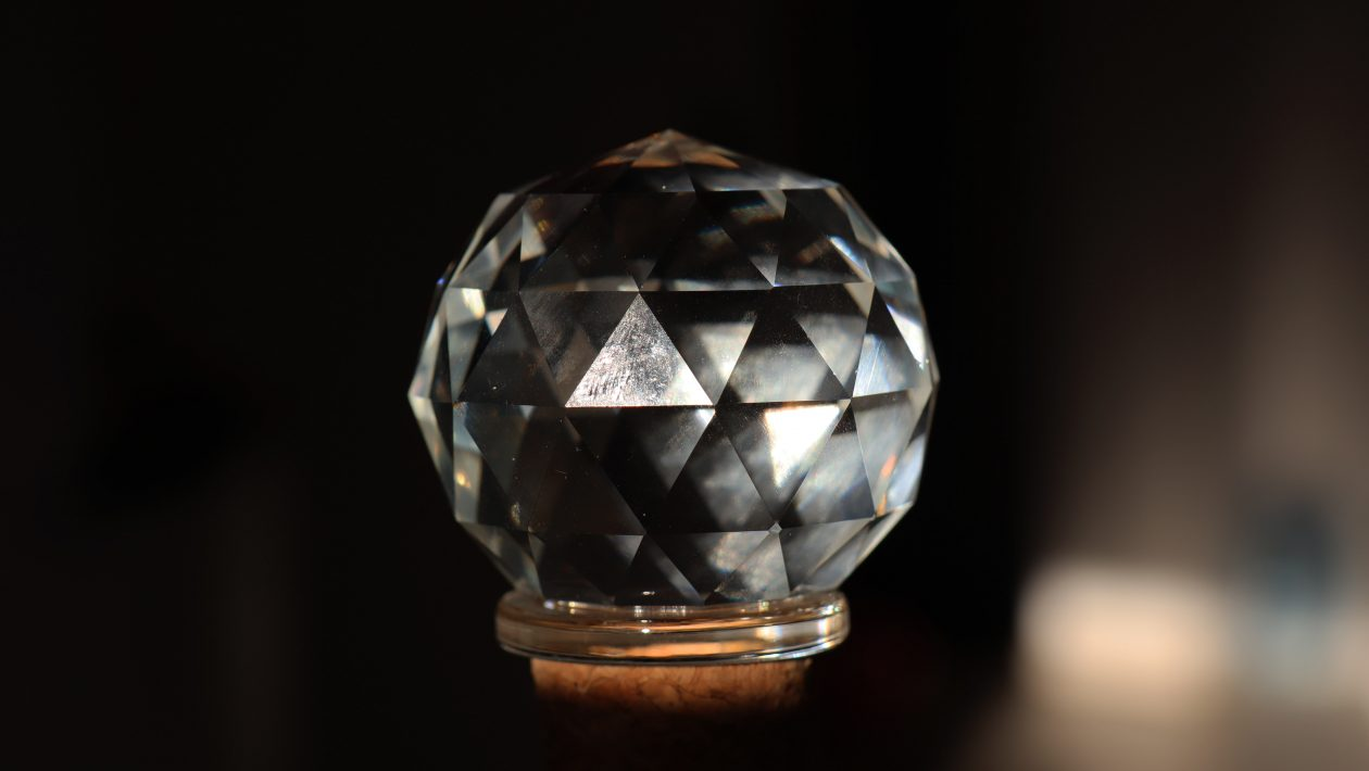 diamond fluorescence